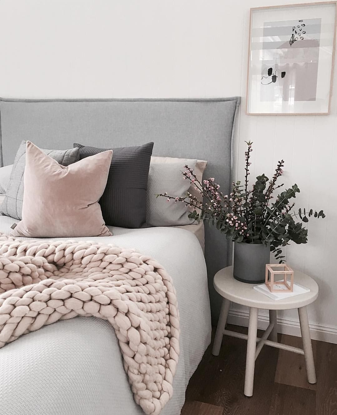 Pink and Grey Bedroom Beautiful 15 Ways to Make Your Small Balcony Space Feel Like A