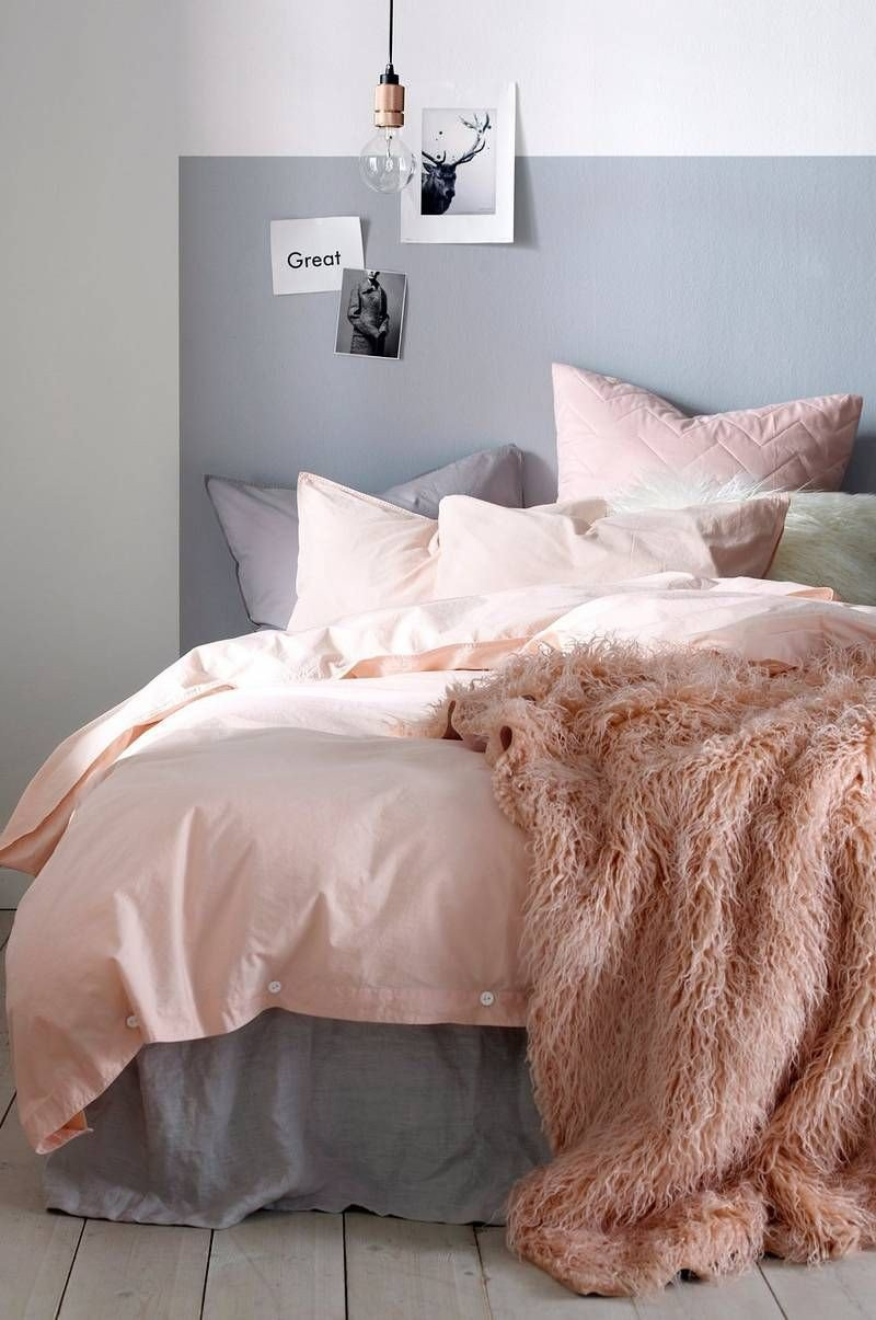Pink and Grey Bedroom Fresh Image Result for Blush Grey Copper Bedroom