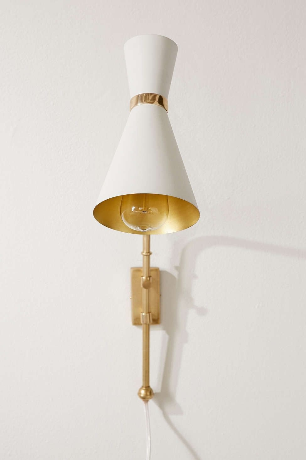 Plug In Wall Lamps for Bedroom Fresh Ditte Sconce