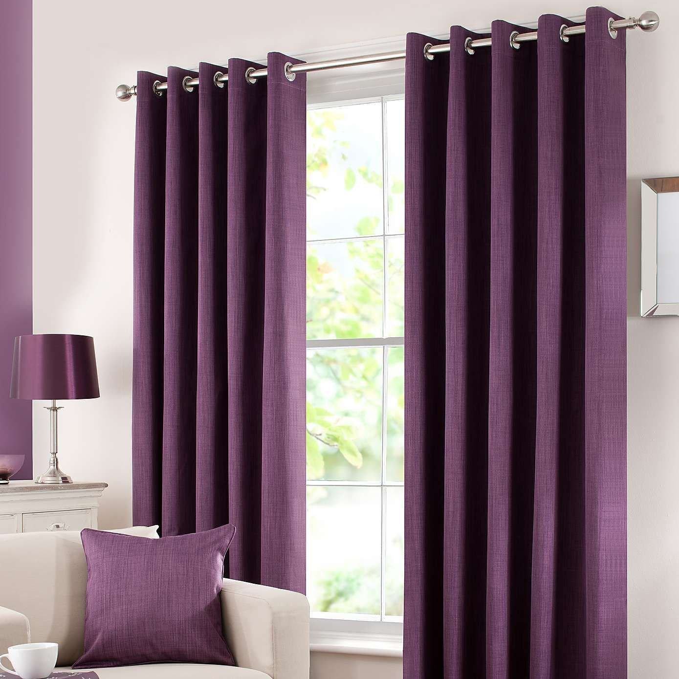 Plum Curtains for Bedroom Awesome Aubergine solar Blackout Eyelet Curtains Dunelm