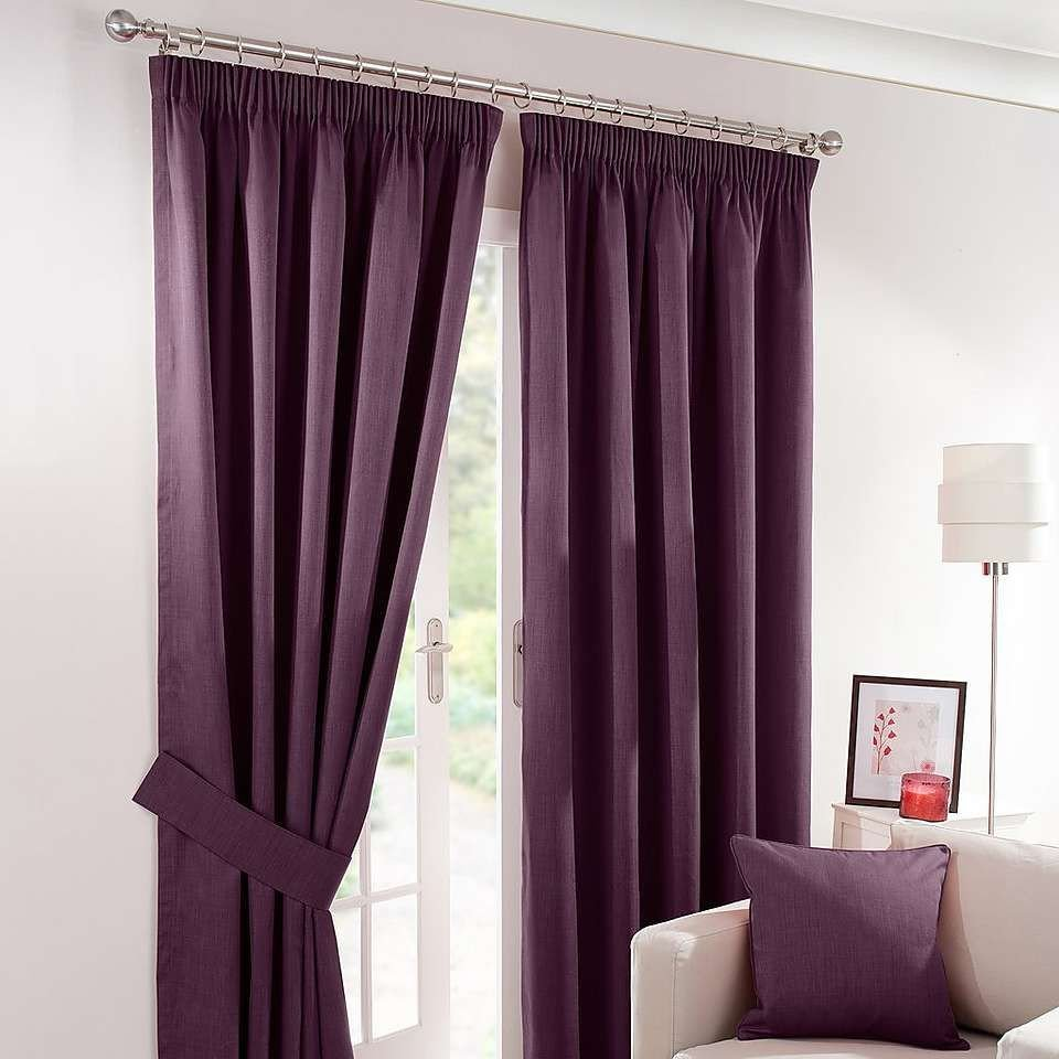 Plum Curtains for Bedroom Best Of solar Aubergine Blackout Pencil Pleat Curtains