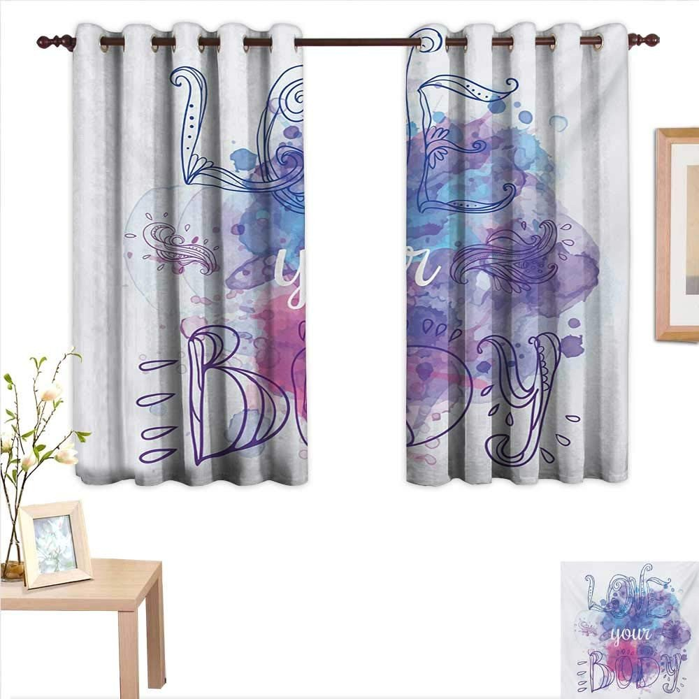 Pretty Curtains for Bedroom Inspirational Amazon Martindecor Fitness Drapes for Living Room