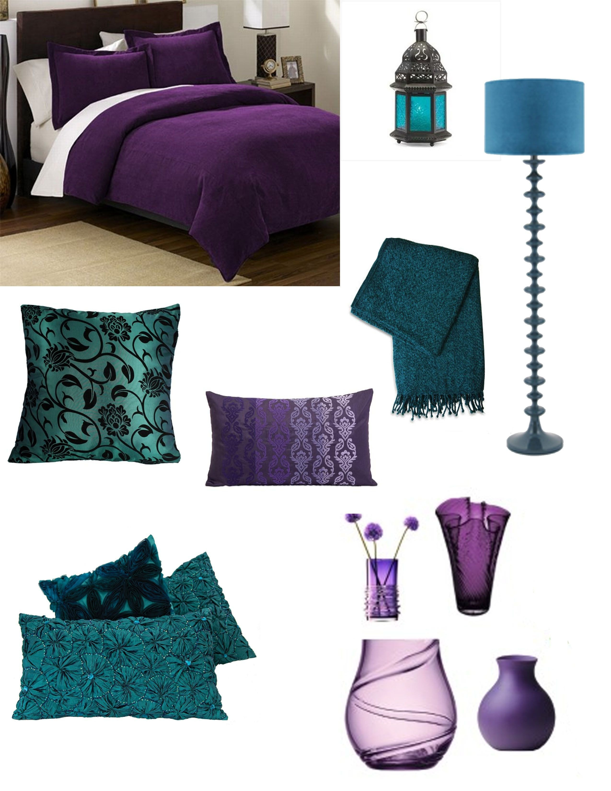 Purple and Teal Bedroom Fresh Purple and Teal Bedroom Needs some Black and Maybe A Red