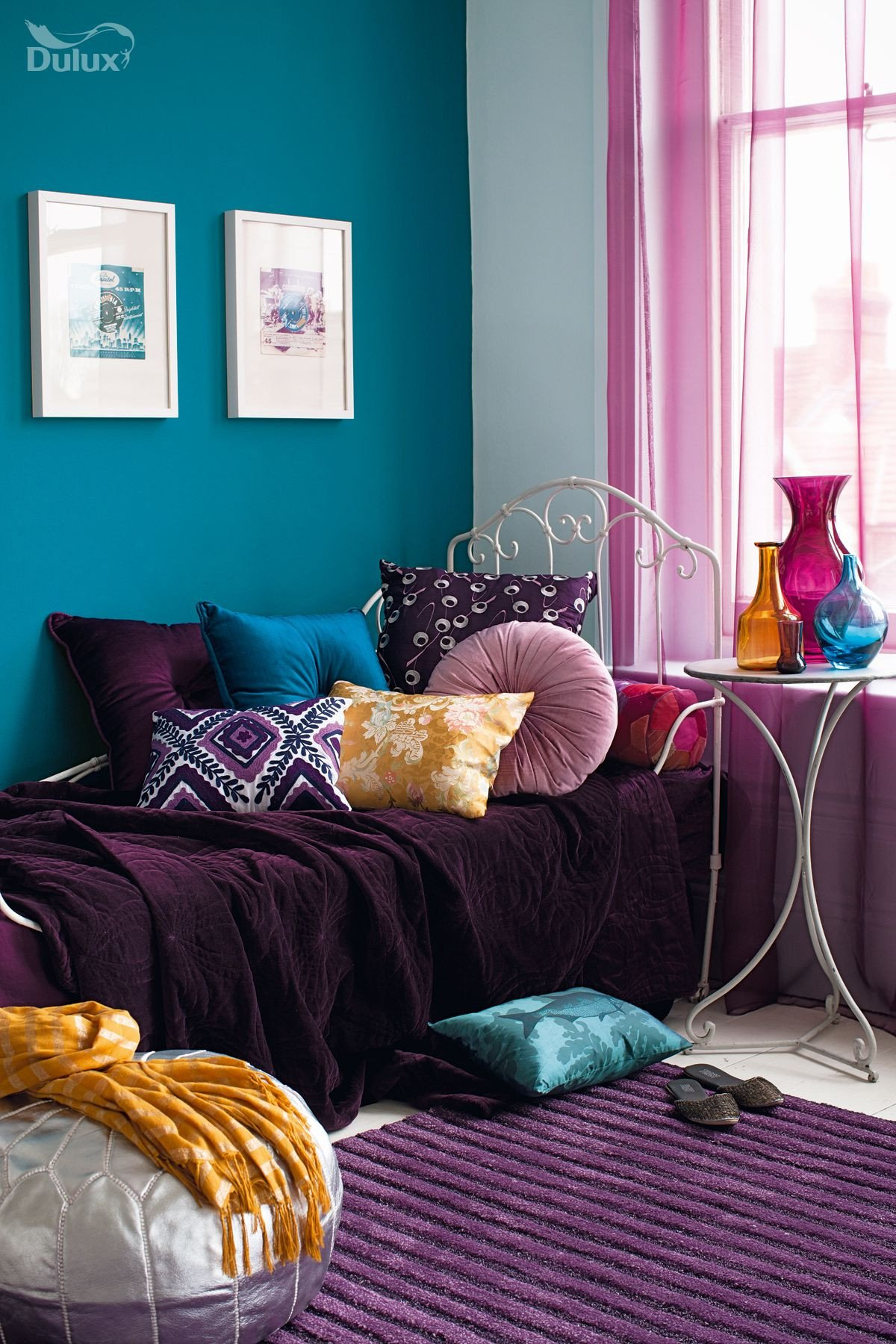 Purple and Teal Bedroom New Diy Bedroom Ideas for Girls Boys Furniture