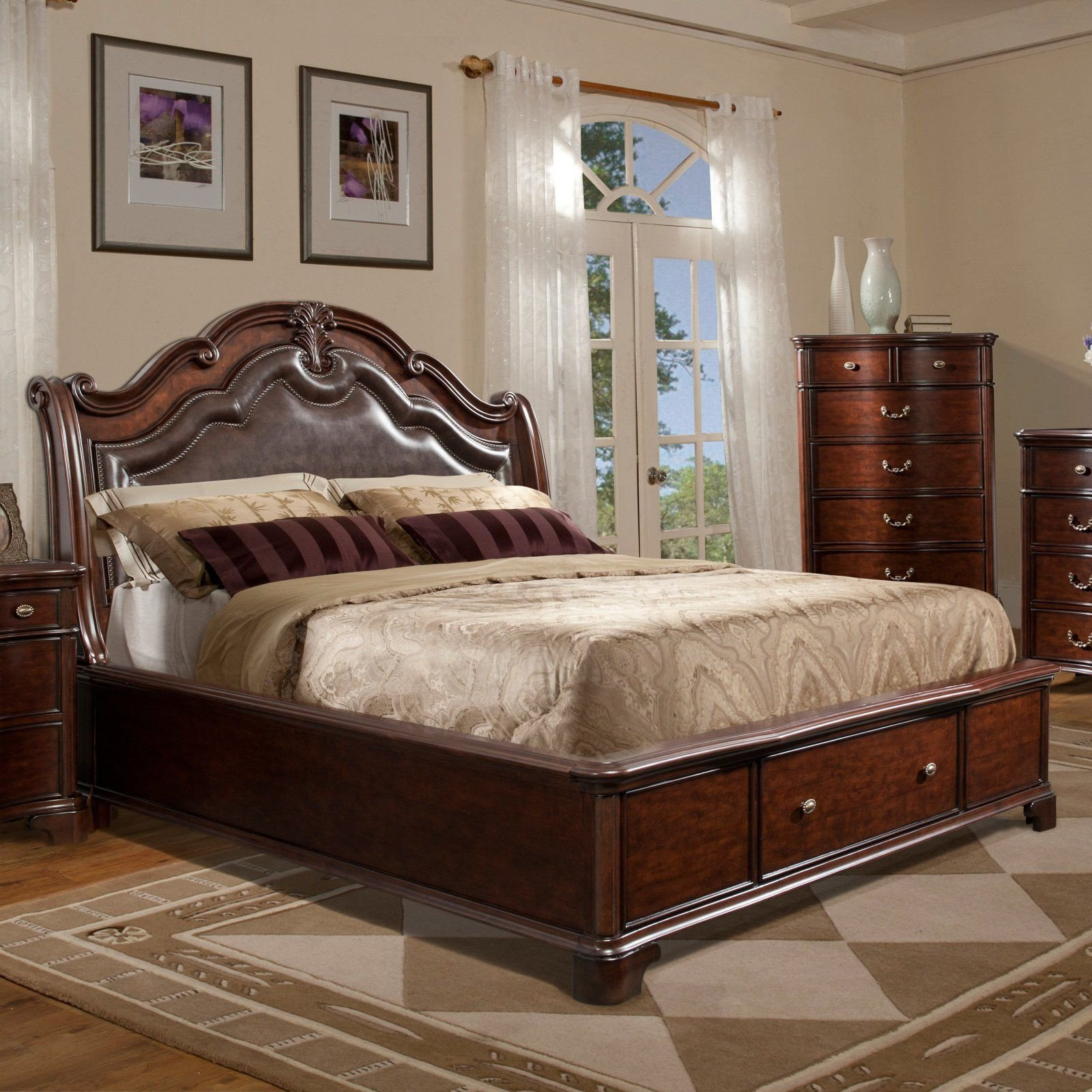 Queen Size Bedroom Suite Lovely Picket House Furnishings Tabasco Storage Bed Size Queen