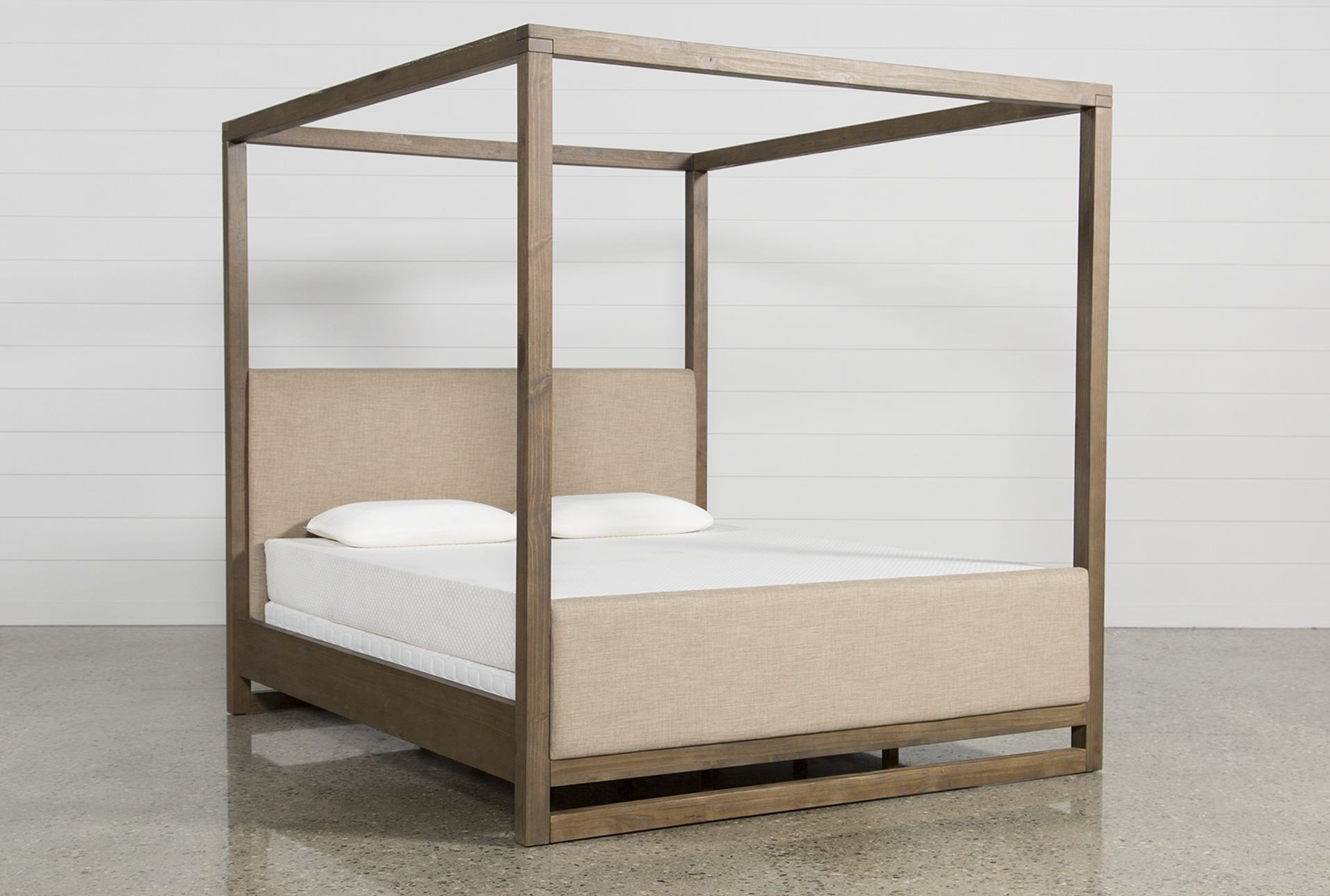 Queen Size Canopy Bedroom Set Inspirational Eastern King Canopy Bed Nelson Natural