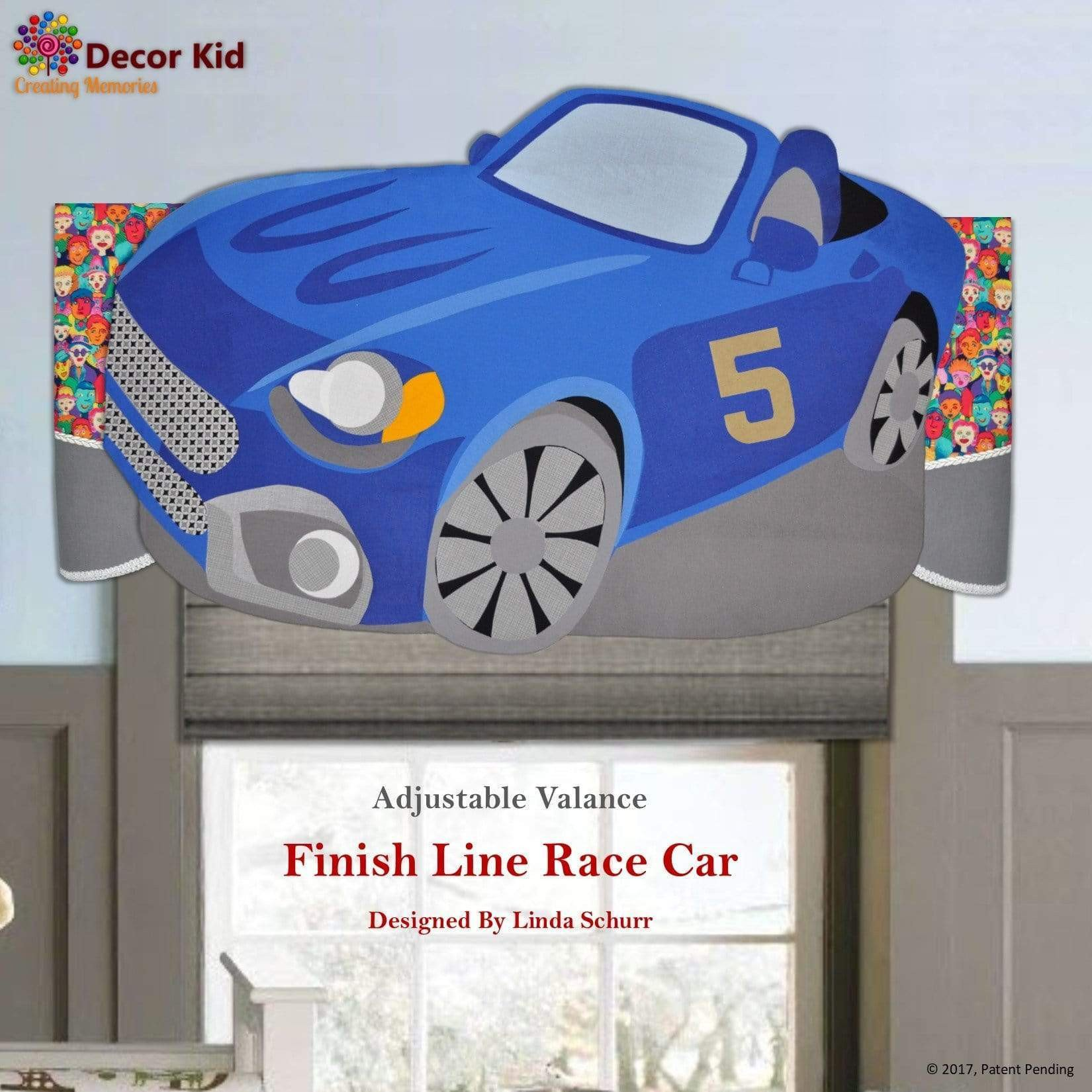 Race Car Bedroom Decor Lovely Boys Valance Children S Race Car for Boys Room