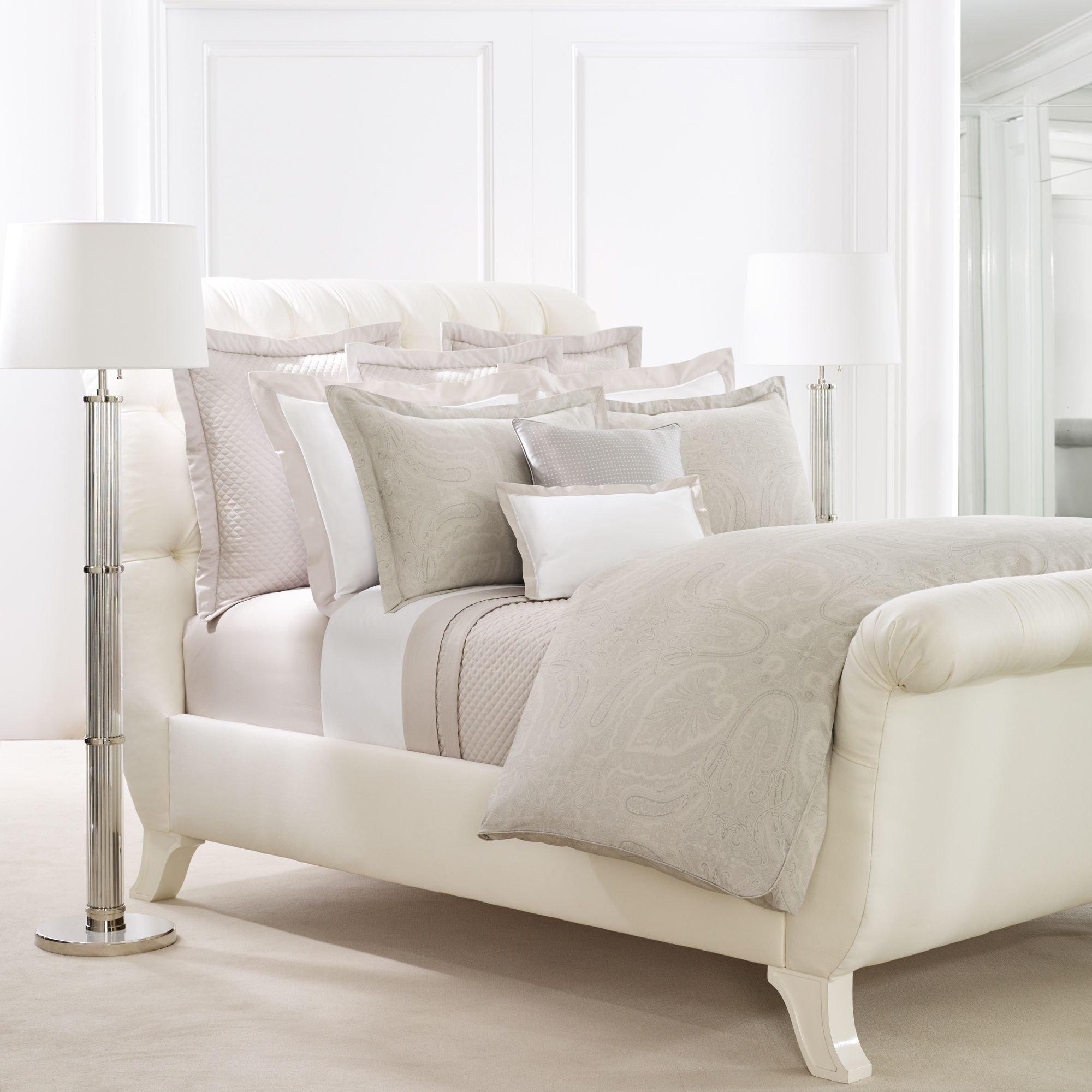Ralph Lauren Bedroom Furniture New Ralph Lauren Pinstripe Bedding Home Decorating Ideas