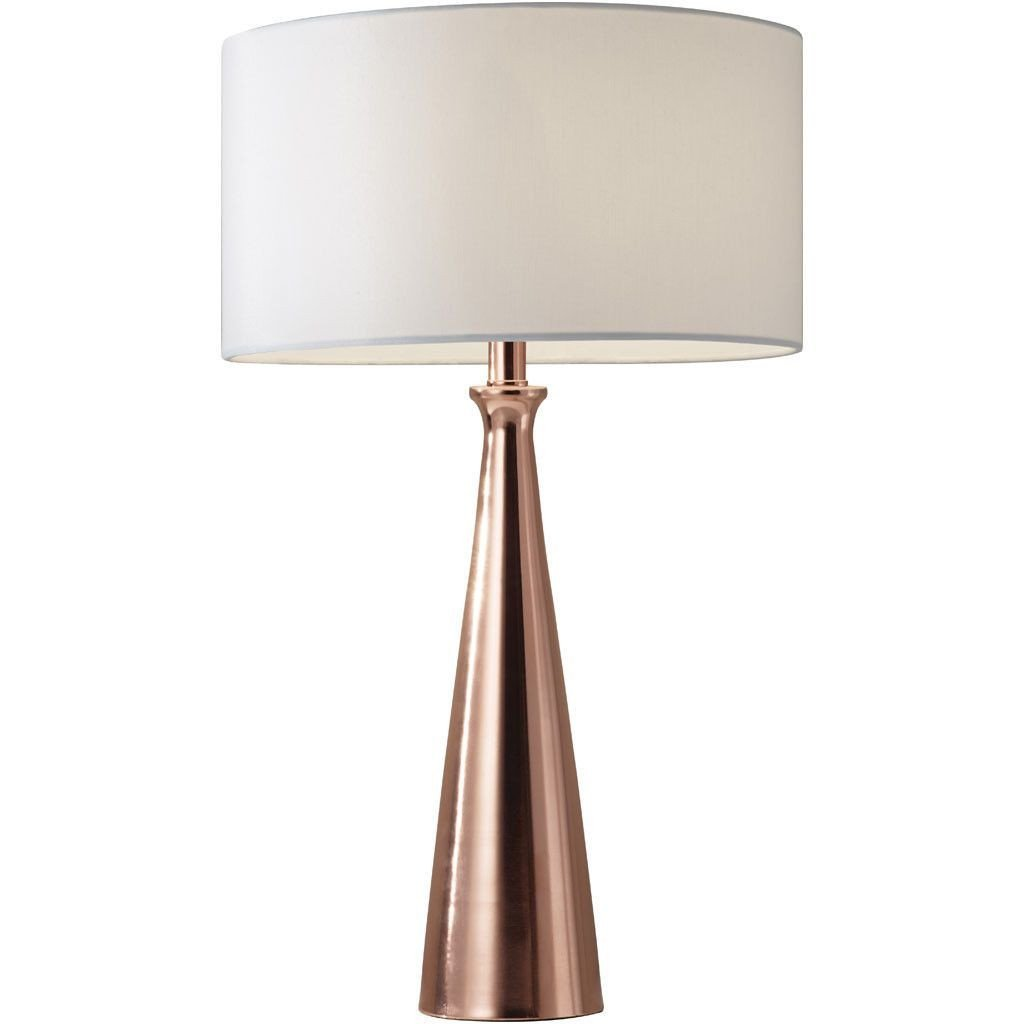 Reading Lamps for Bedroom Elegant Luna Table Lamp Copper Lampbedroom Lamp Bedroom