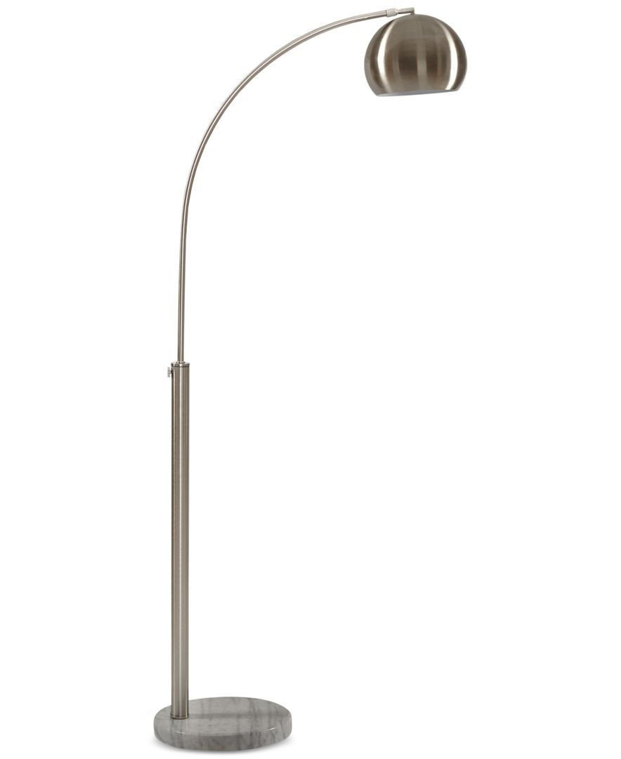 Reading Lamps for Bedroom Lovely Menlo Nickel Floor Lamp
