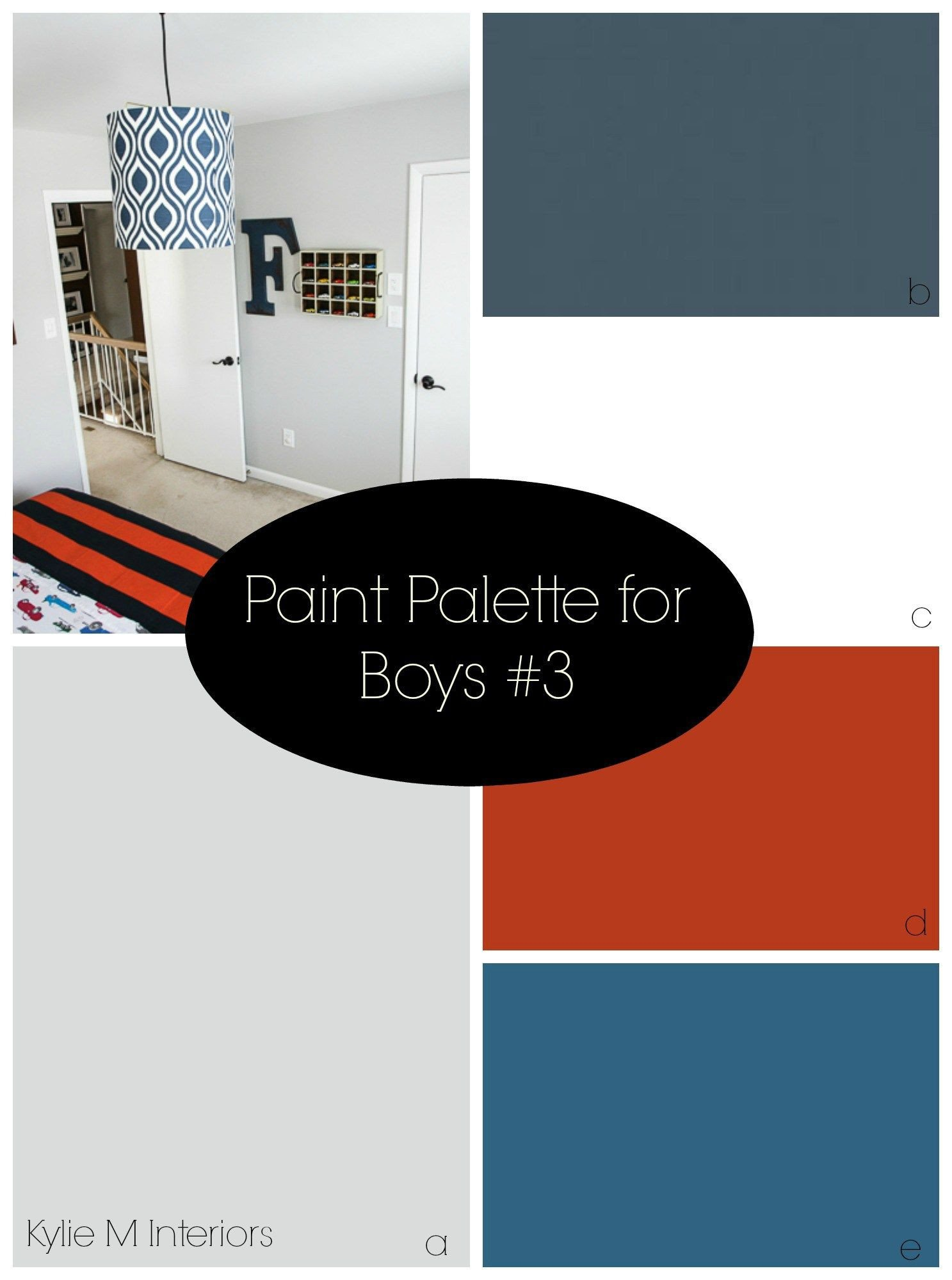 Red and Blue Bedroom Best Of 3 Gray Paint Colour Palettes Boys Bedroom Benjamin and