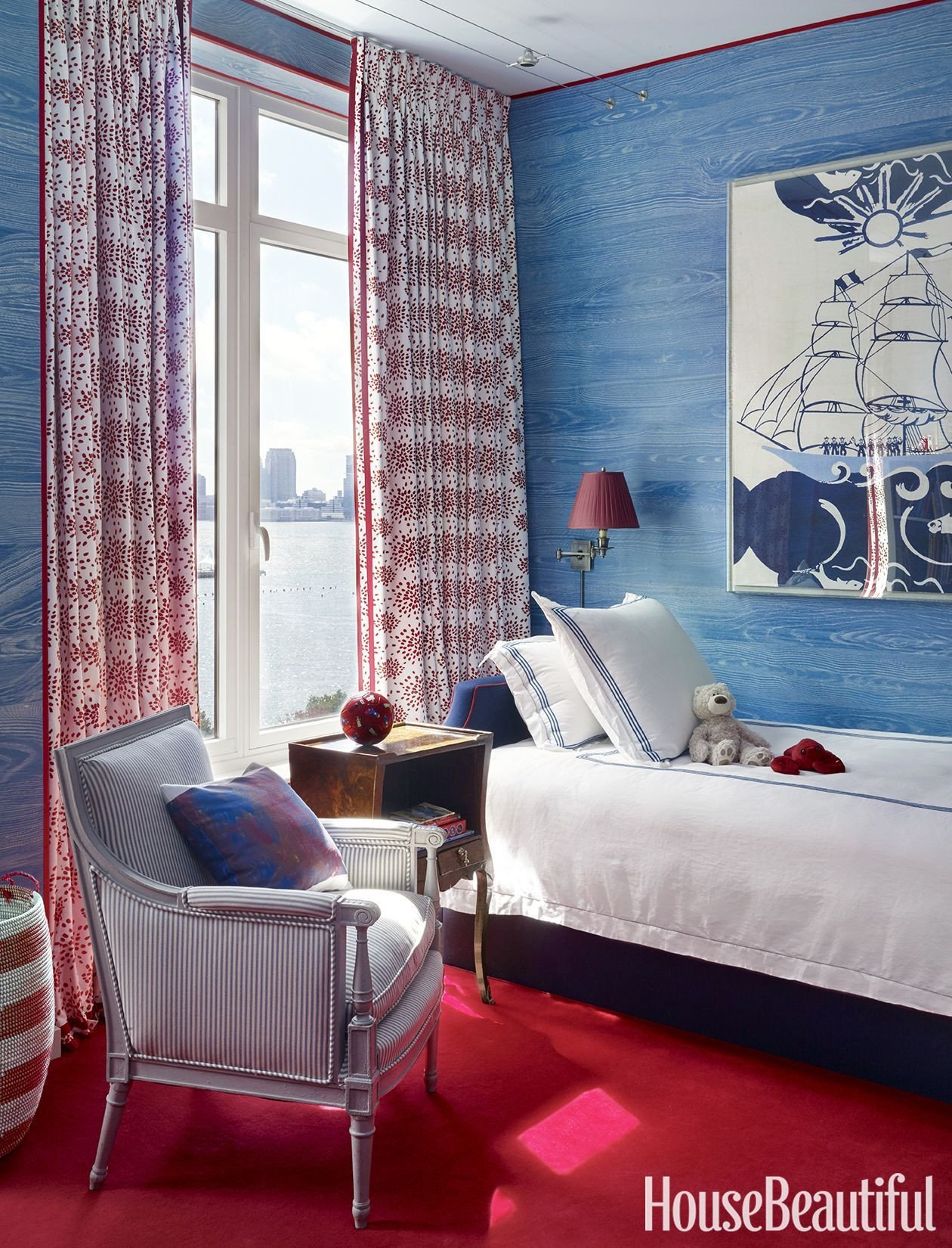 Red and Blue Bedroom Elegant these Convertible Kids Rooms are Just Genius