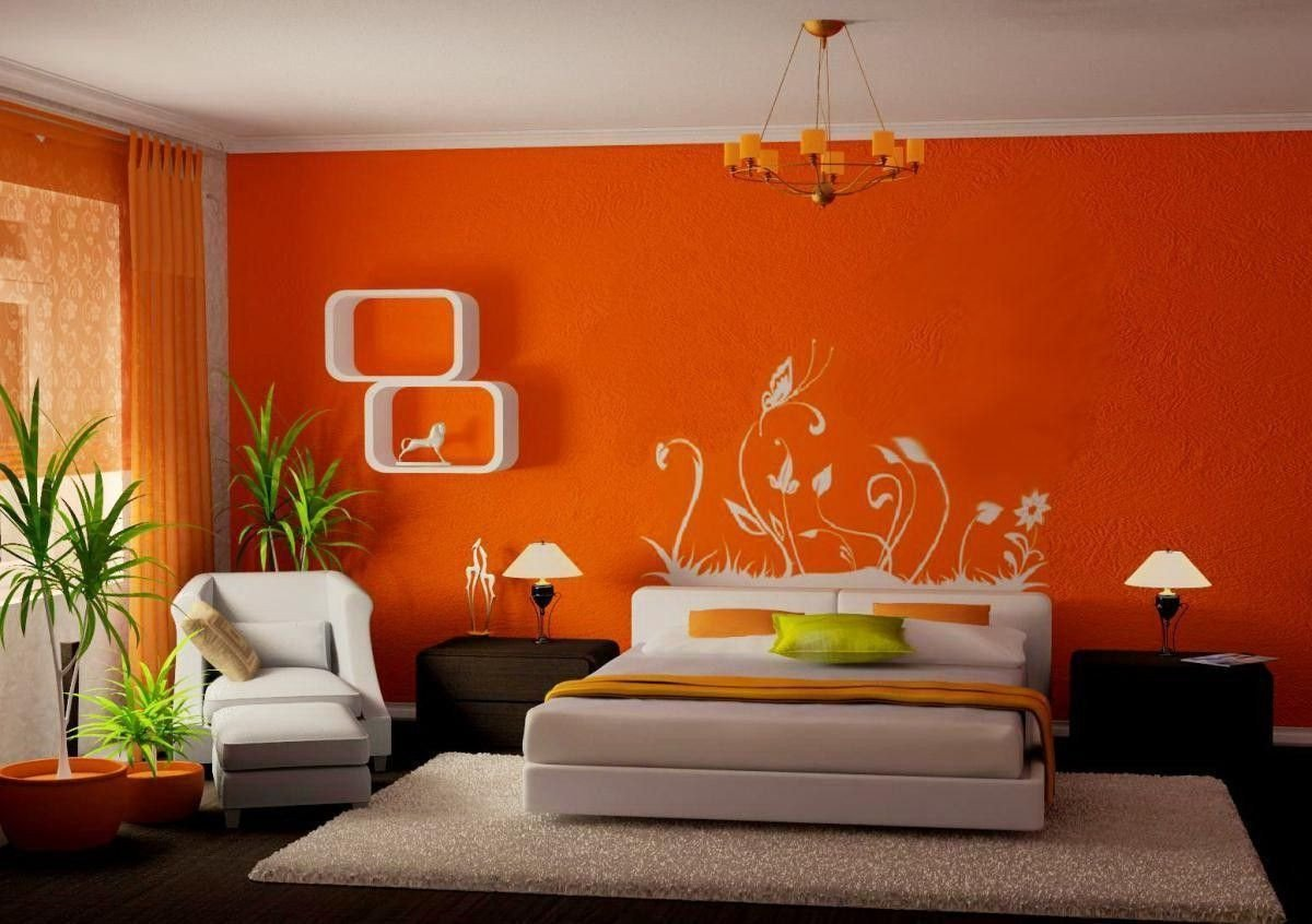 Red and Brown Bedroom Lovely Inspiring Bedroom Wall Art Color Schemes Ideas Bedroom