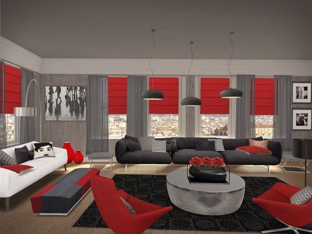 Red and Gray Bedroom Ideas Best Of Grey and Red Living Room Ideas Occasionstosavor