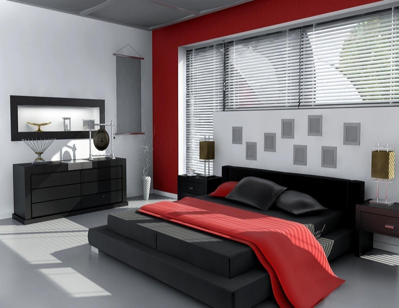 Red and Gray Bedroom Ideas Inspirational Grey Bedroom Ideas Red Black Decoratorist