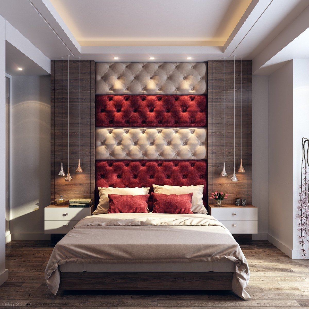 Red and Gray Bedroom Ideas Luxury 51 Red Bedrooms with Tips and Accessories to Help You Design