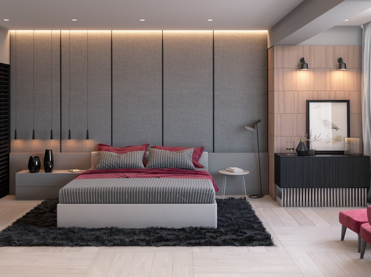 Red and Gray Bedroom Ideas Unique Grey Bedrooms Ideas to Rock A Great Grey theme
