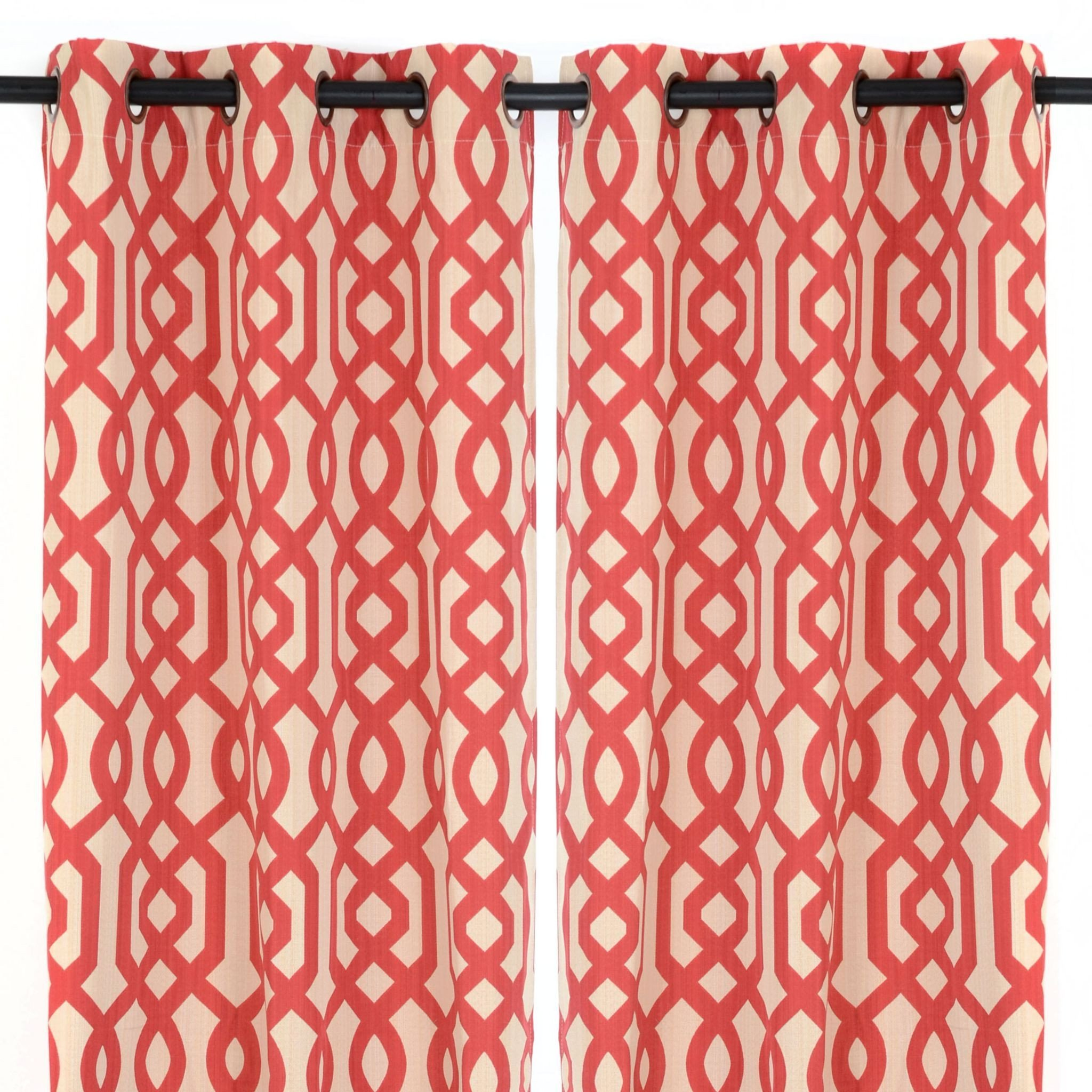 Red Curtains for Bedroom Best Of Product Details Red Gatehill Curtain Panel Set 95 In