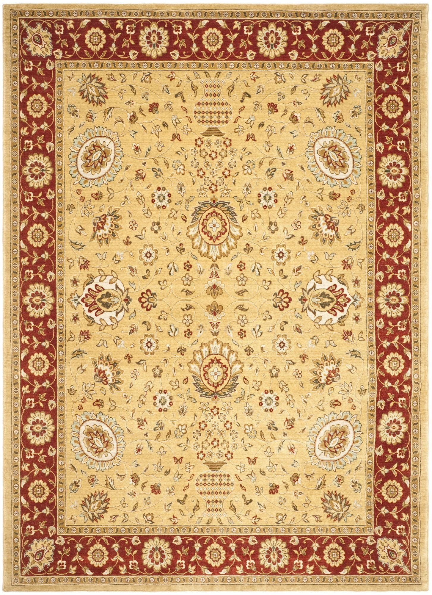 Red Rugs for Bedroom Best Of Annmarie Cream area Rug
