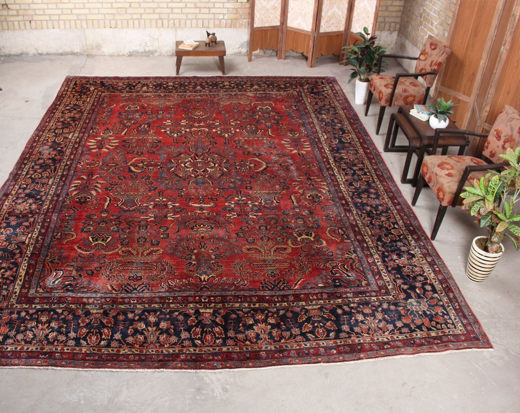 Red Rugs for Bedroom Fresh Handmade Persian Red Rugs 10x14 Bedroom Rugs – Hesamcrafts