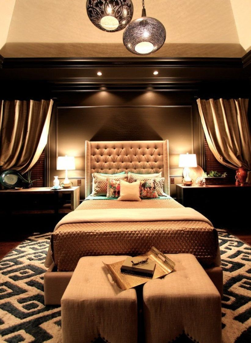 Romantic Bedroom Colors for Master Bedrooms Elegant 44 Romantic Apartment Bedroom for Young Couple