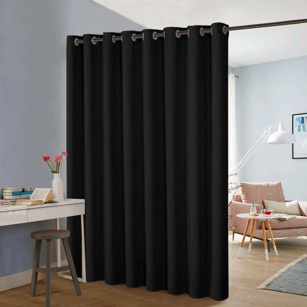 Room Divider Ideas for Bedroom Beautiful Pony Dance Privacy Curtains Screen Extra Wide Width Grommet Fice Divider Room Separate Blackout Drapes Partition Bedroom D for Children