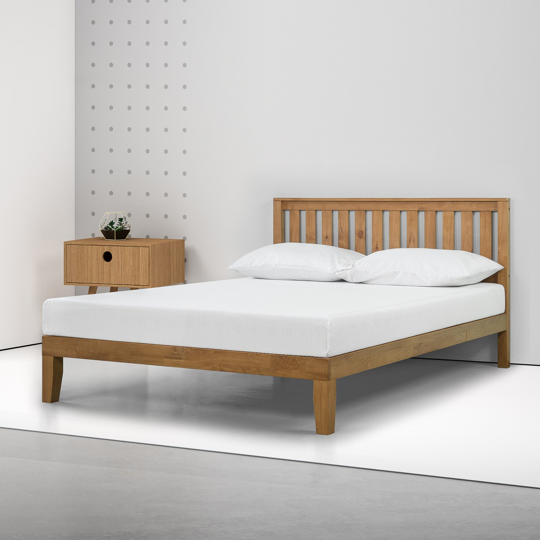 Rooms to Go Bedroom Set King New Spa Sensations by Zinus 6 Memory Foam Mattress Full