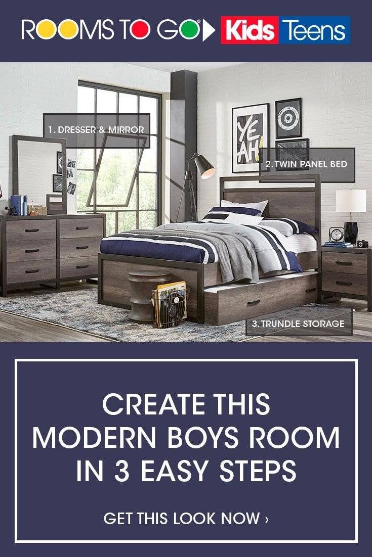 Rooms to Go Kid Bedroom Set New This Boys Room is Perfect for Your Little Dude Give Him A