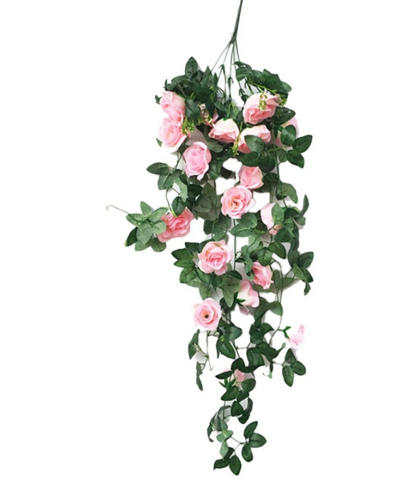 Rose Decorations for Bedroom Awesome Simulation Fake Flower Rose Vine Wall Hanging Flower orchid