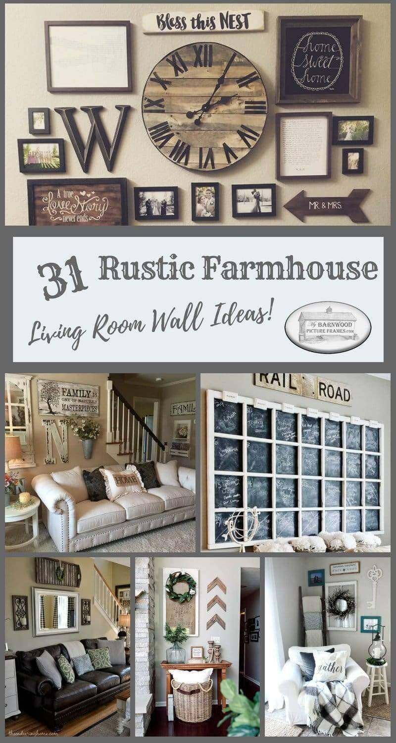 Rustic Bedroom Wall Decor Luxury 31 Timeless Rustic Living Room Wall Decor Ideas You Must See