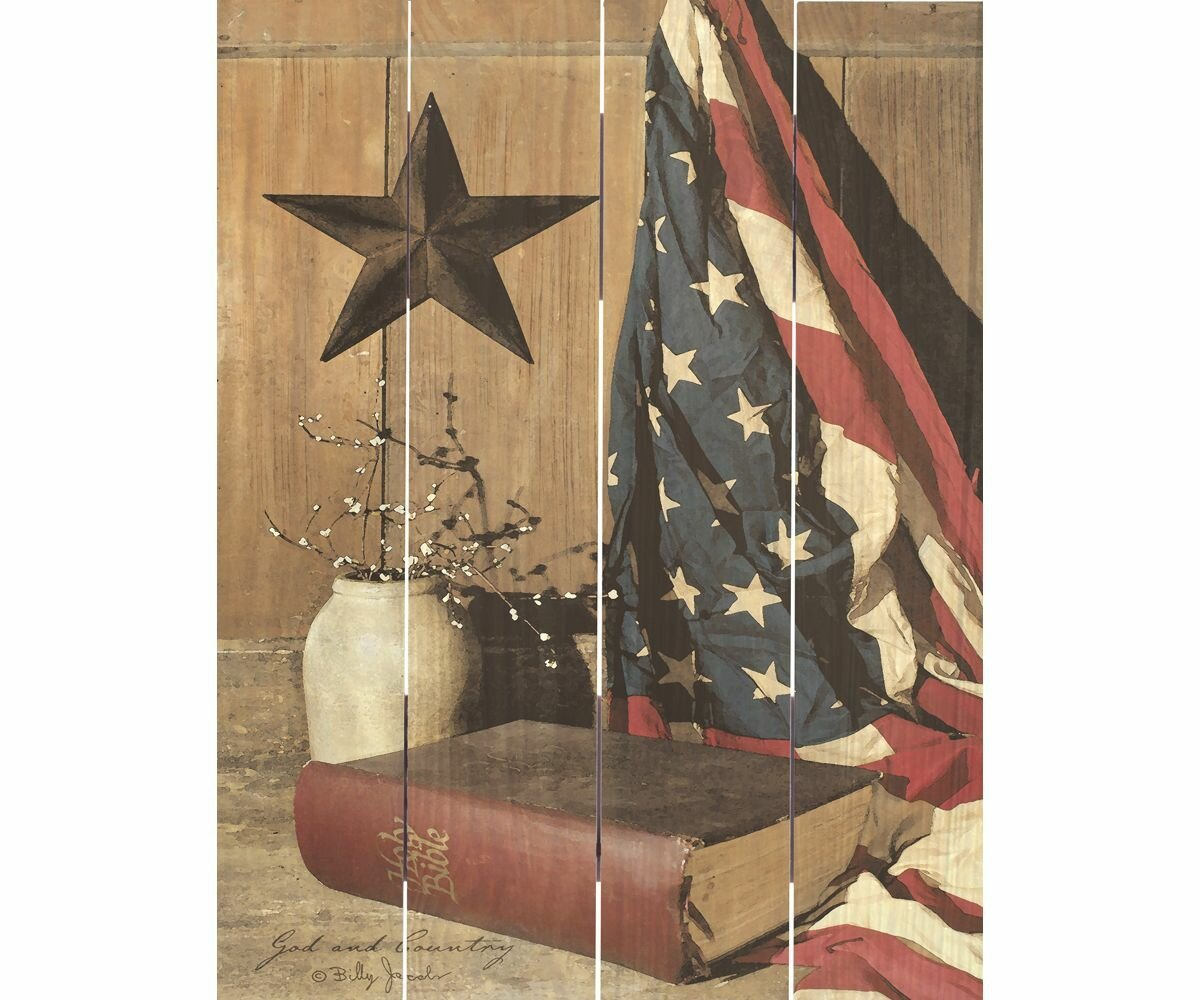 Rustic Bedroom Wall Decor Unique God and Country Wall Décor