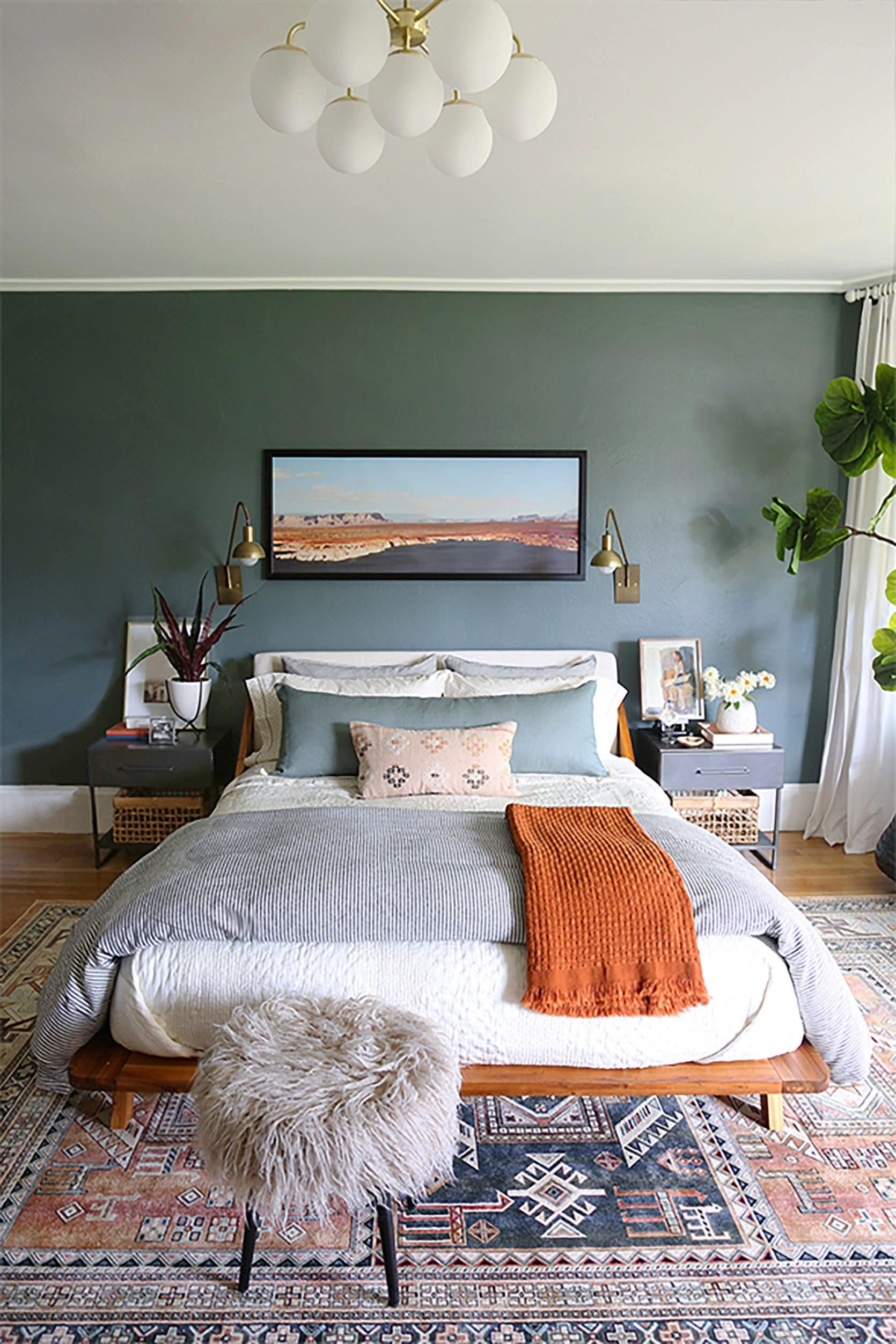 Sage Green Bedroom Ideas Inspirational are Dark Green Walls the New White Walls Short Answer We