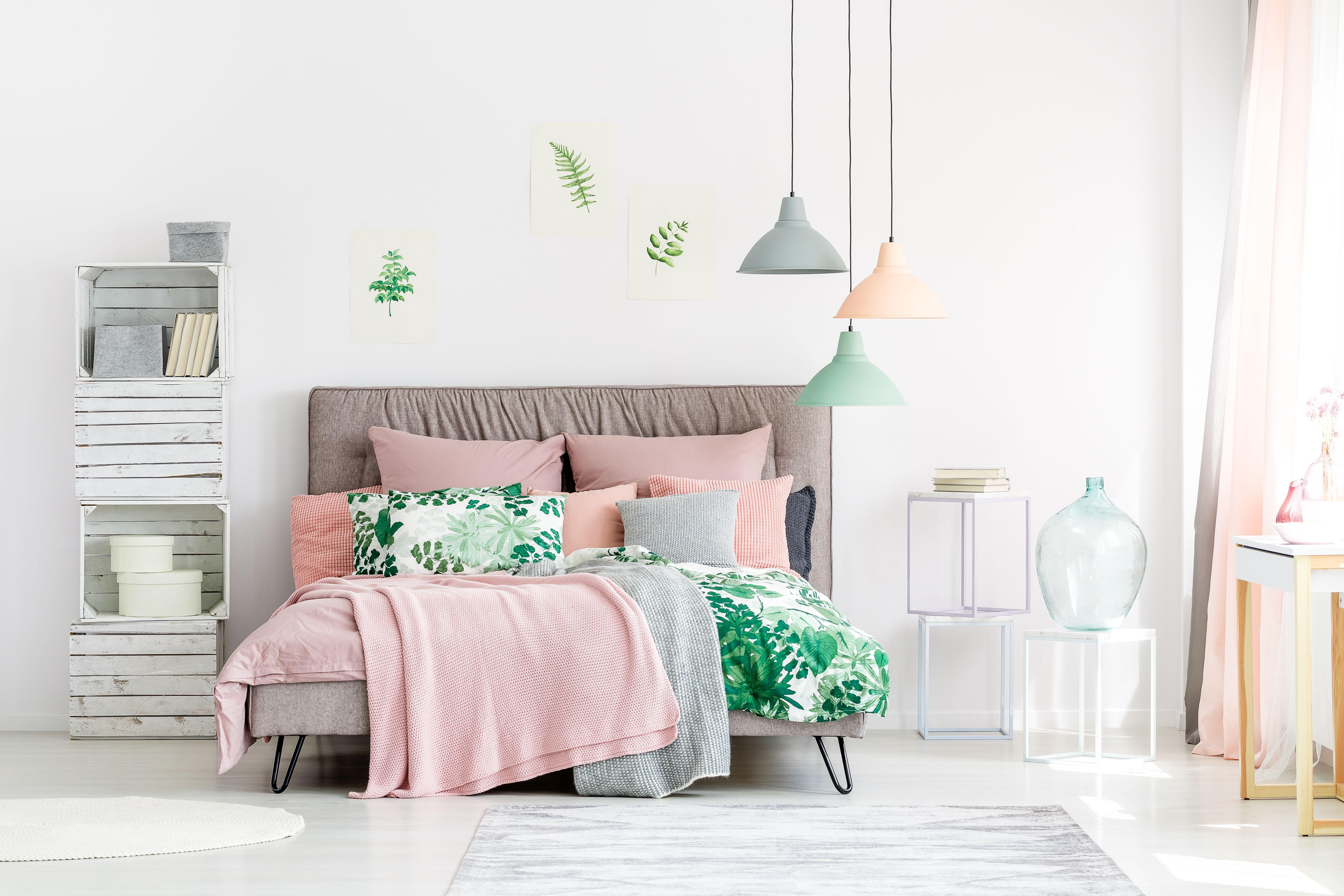 20 elegant sage green bedroom ideas  findzhome