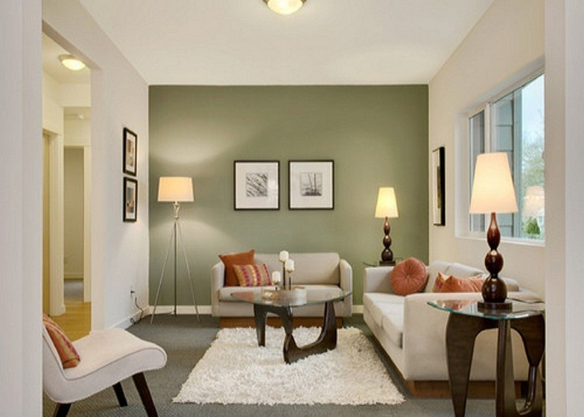 Sage Green Bedroom Ideas New Excellent Wall Colours for Living Room Design with Triangle