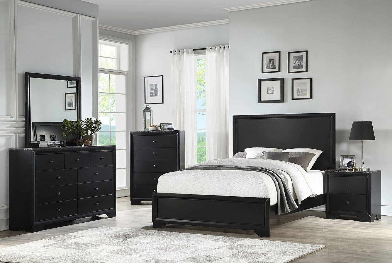 San Mateo Bedroom Set Lovely Canaan Panel Bedroom Set