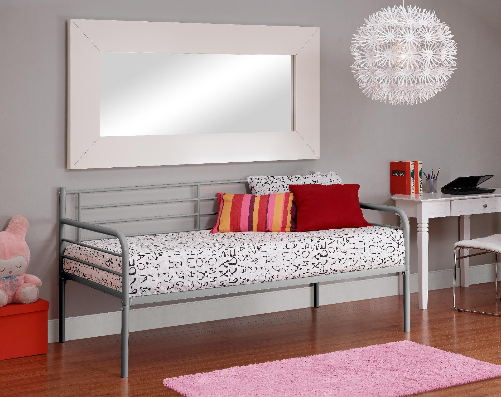 Sears Furniture Bedroom Set Inspirational Dorel Home Furnishings Silver Metal Daybed Home