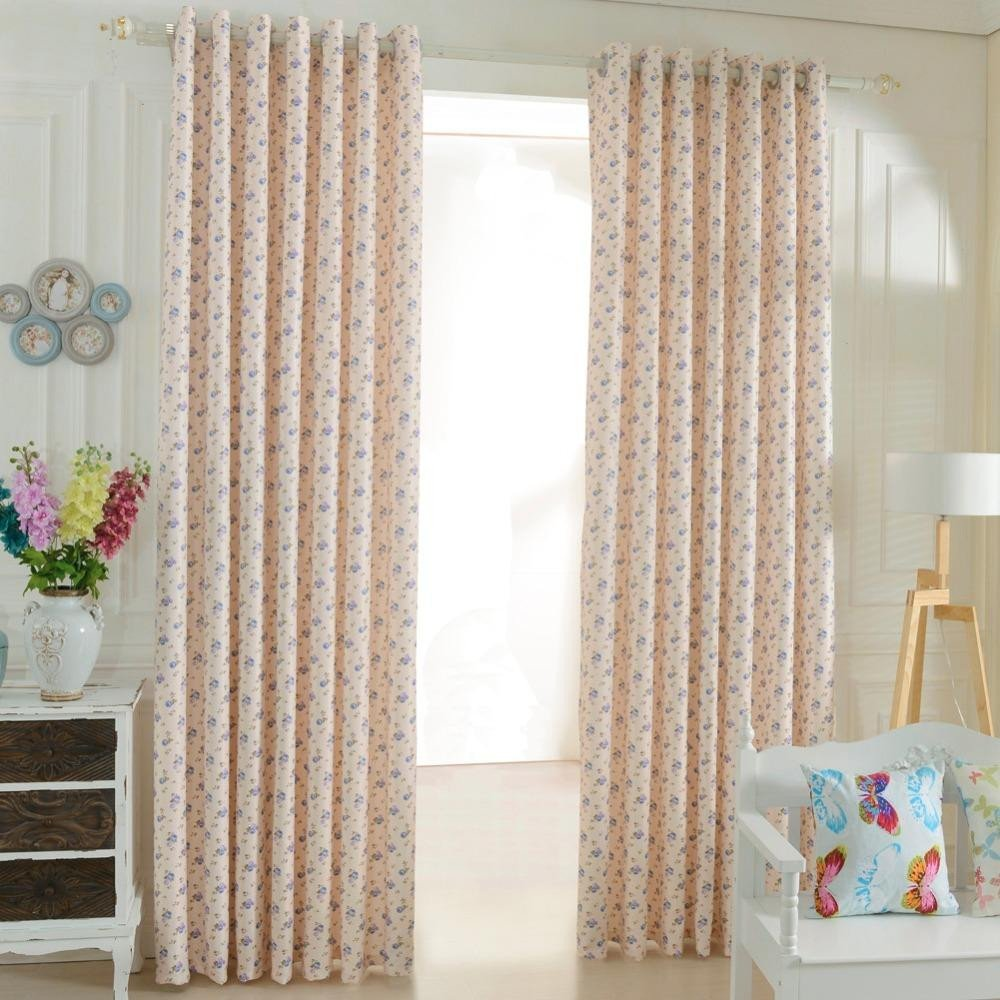 Short Curtains for Bedroom Inspirational 2019 New Design Short Window Curtains for Bedroom Treatment Drapery Floral Design Rustic Blackout Curtains Tulle Curtain Girl S Bedroom From