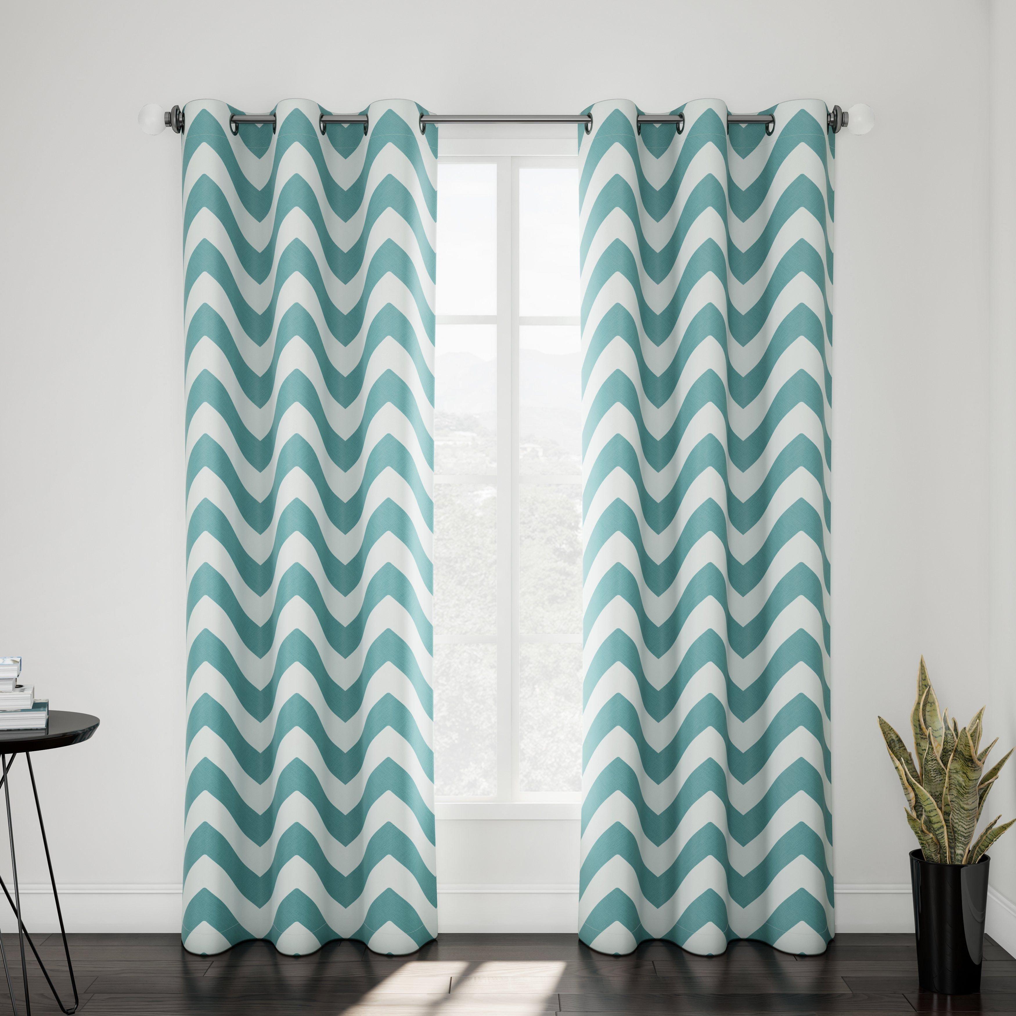 Short Curtains for Bedroom Unique Porch & Den Dooley Curtain Panel Pair 42 X 84 Grey Gray