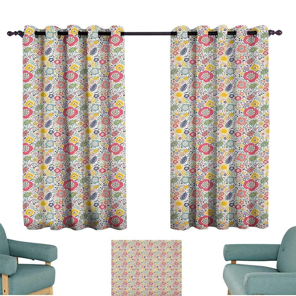 Short Curtains for Bedroom Windows Beautiful Amazon Colorful Small Window Short Curtains Spring