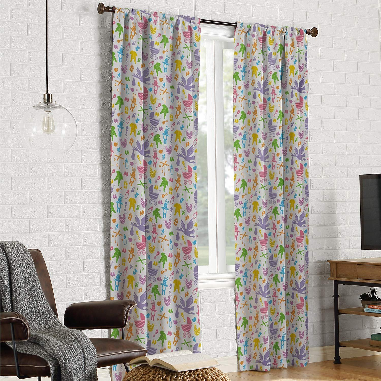 Short Curtains for Bedroom Windows Fresh Amazon Mozenou Curtains for Bedroom Living Room Short