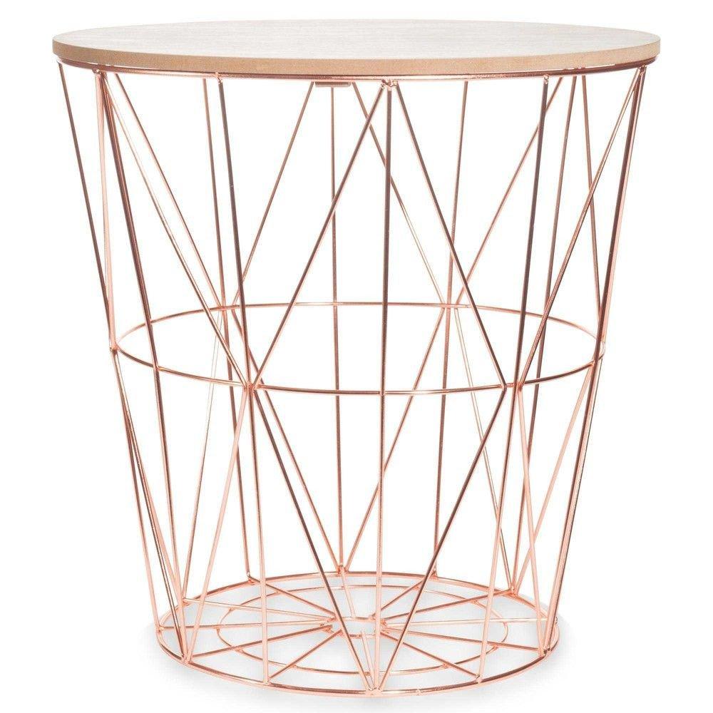 Side Table for Bedroom Elegant Occasional Furniture