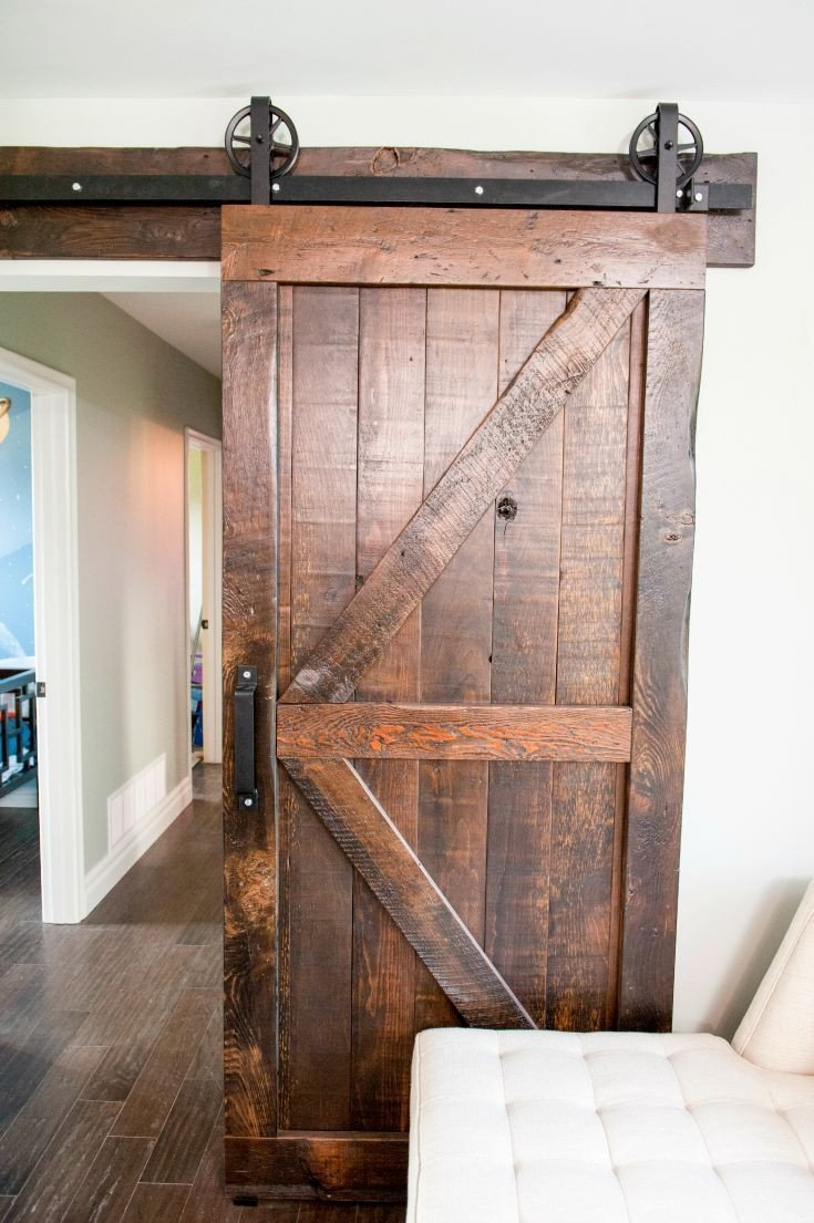 Sliding Barn Door for Bedroom New 15 Beautiful Barn Door Ideas