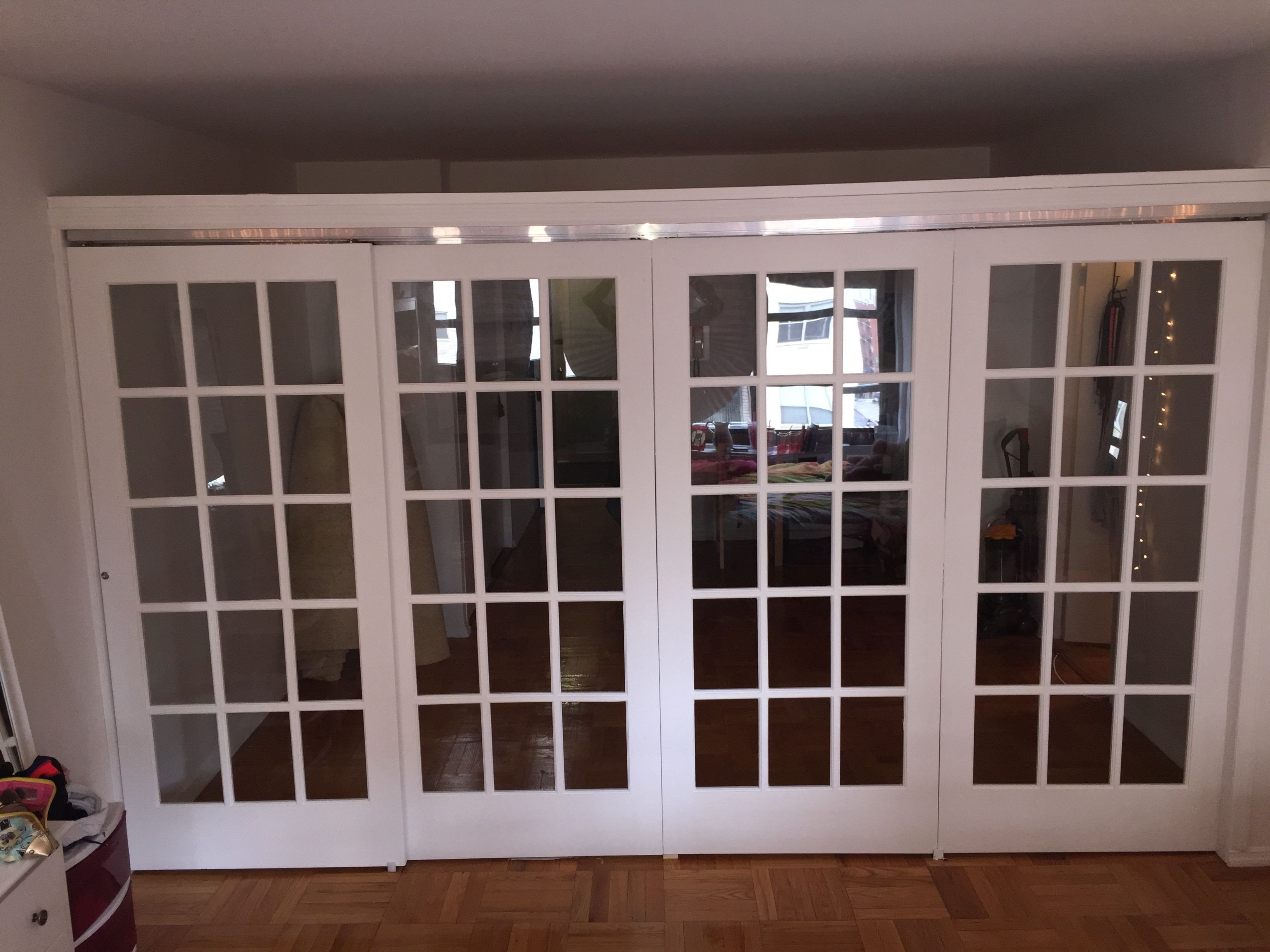 Sliding Doors for Bedroom Best Of Custom Sliding Frech Door Room Partition In Nyc Apartment