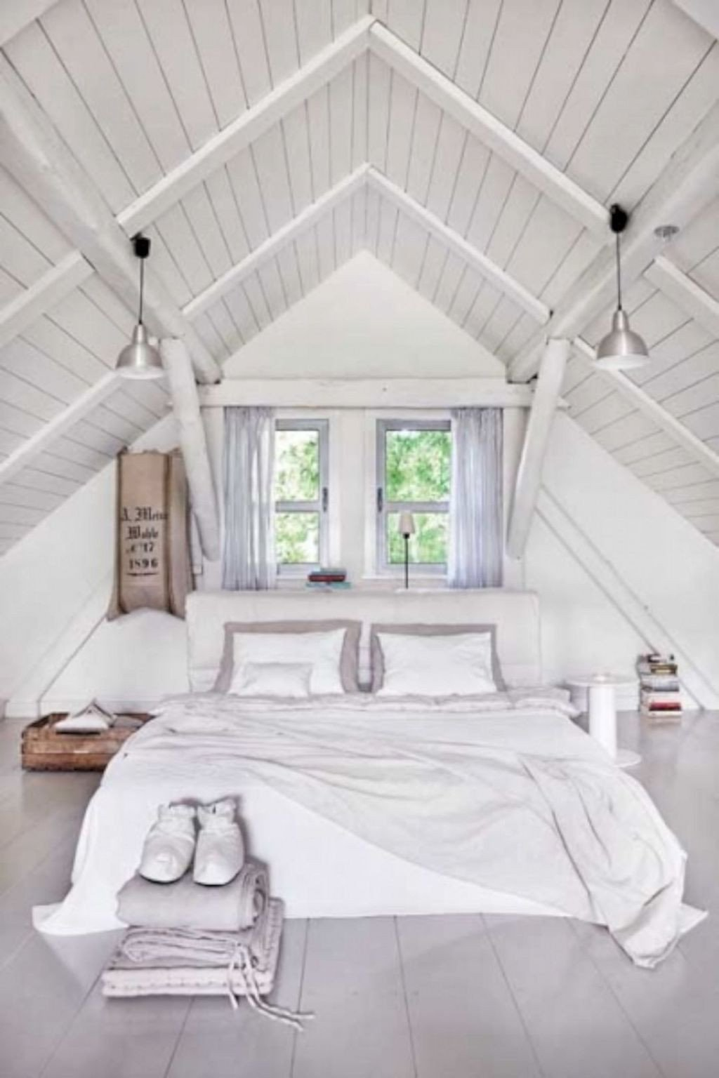 Sloped Ceiling Bedroom Ideas Elegant 39 Amazing attic Bedroom Design Ideas that You Will Like
