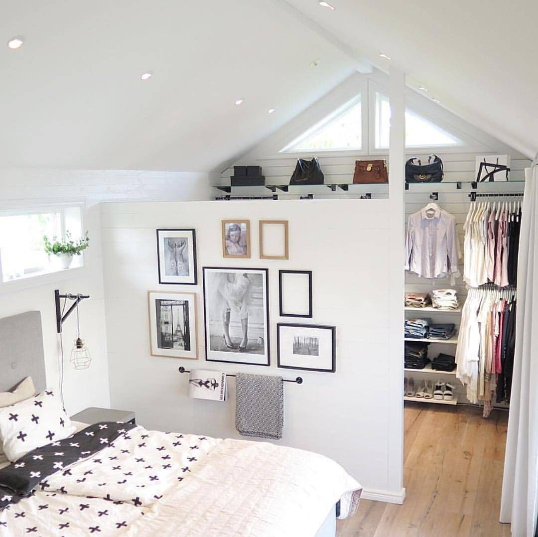 Sloped Ceiling Bedroom Ideas Luxury 17 Spectacular attic Storage Stairs Ideas