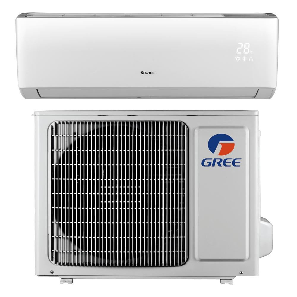 Small Bedroom Air Conditioner Best Of Gree Livo 9 000 Btu 3 4 ton Ductless Mini Split Air