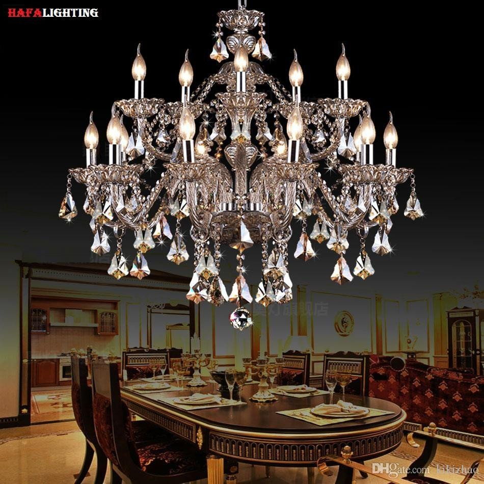 Small Chandeliers for Bedroom Luxury top K9 Crystal Chandeliers Modern Crystal Light Chandelier Lighting Bedroom Dining Room Crystal Chandelier Light