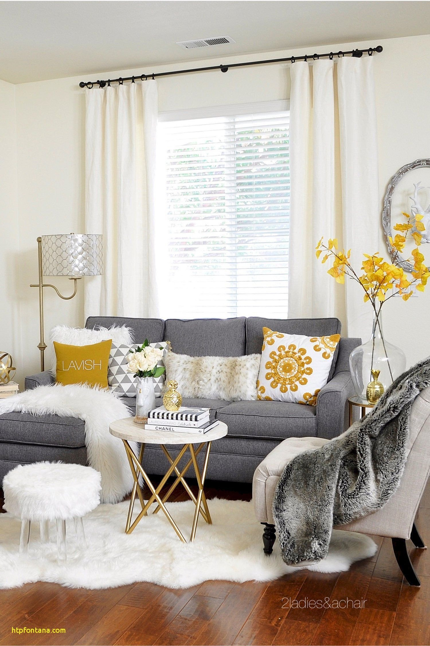 Small Loveseat for Bedroom Beautiful Grey and Mustard Living Room Ideas