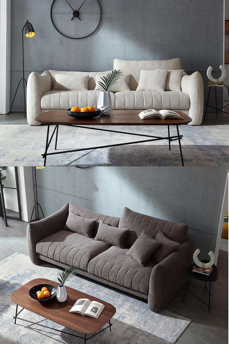 Small Loveseat for Bedroom Elegant White sofa for A Living Room In 2019