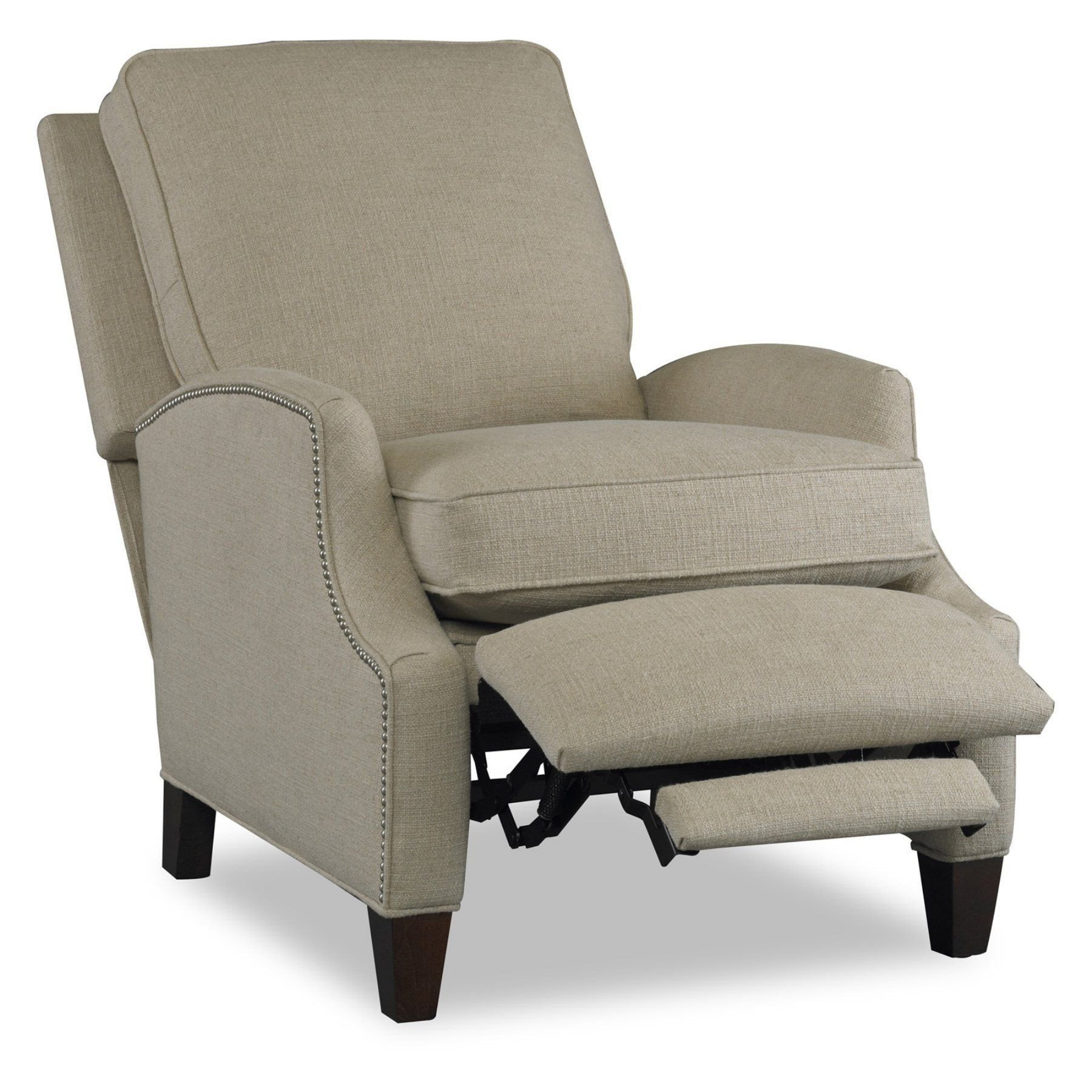 Small Recliners for Bedroom Luxury Sam Moore Demetrius Push Back Recliner 5586 22 8402